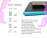 Print Wrap Pricing